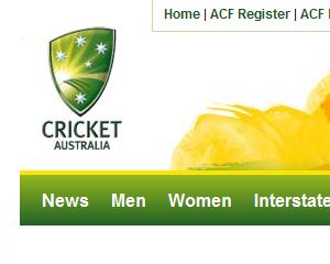 Cricket Australia TV