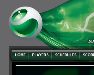 Sony Ericsson Open pitch designs