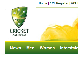 Cricket Australia TV