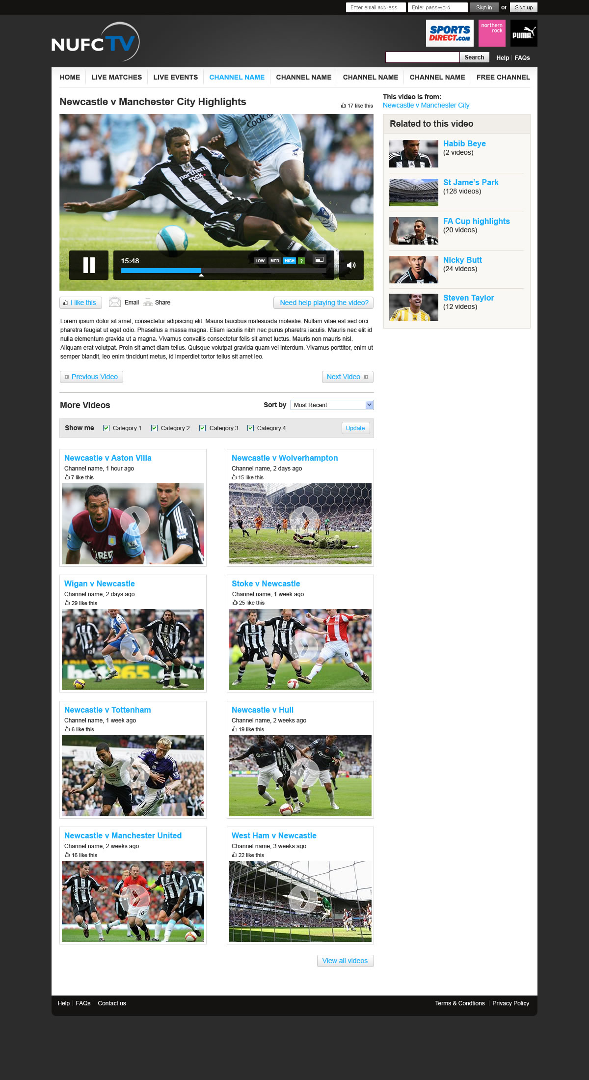 JVTV_Newcastle_channel_video