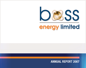 Boss Energy Annual Report