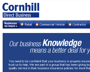 Cornhill Direct Business